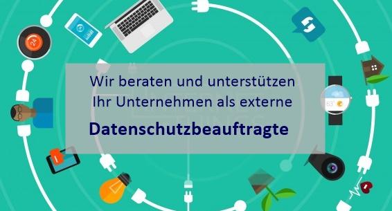 Externer Datenschutzbeauftragter Rheinbach / Rhein-Sieg-Kreis