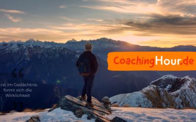 Zeit ist da. Zeit für Dein Coaching.